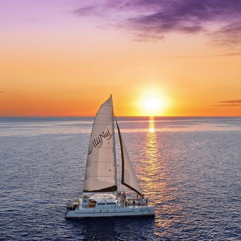 Alii Nui 65' Catamaran Charter Vessel Built For Maui Dive Shop