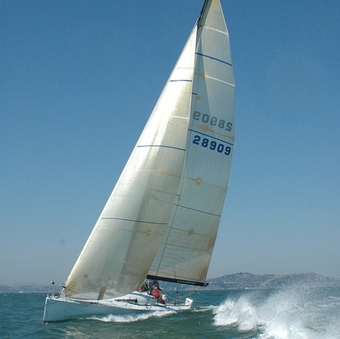 Ocelot Fox 44' Offshore Racing Sloop by Tom Wylie and Tim Kernan