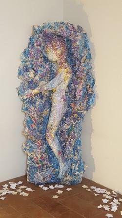 Collaboration with italian Artist Giuseppe Farruggello