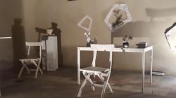 """Paper Installation for """"Sedara"""""""