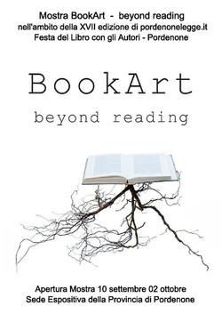 Book Art Catalog cover
