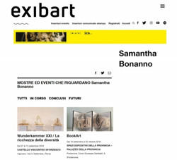 ExibArt Page