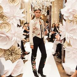 Heidi Couture fashion show in Wien