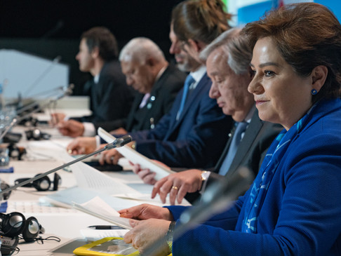 Katowice won't be remembered for finalizing the Paris Agreement rulebook