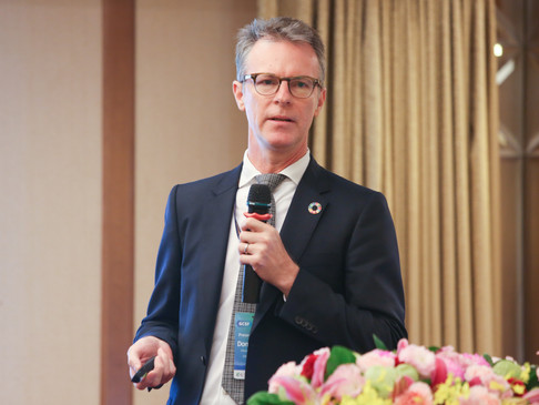 Read the Air presents at Taiwan's Global Corporate Sustainability Forum