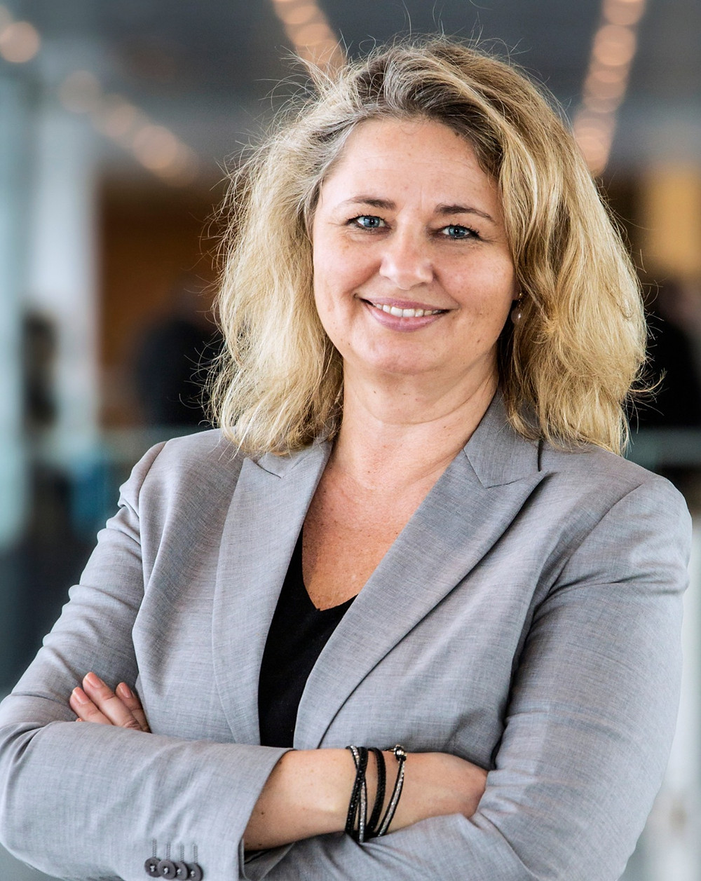 Annette Stube, former Head of Sustainability at Maersk Group and a board member at Fortum OYJ