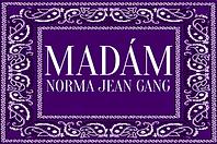 Madam Norma Jean Gang Logo