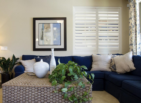 Plantation Shutters Can Lower Your Energy Bills