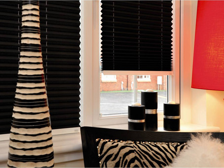Pleated Blinds Are A Great Option