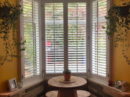 Bay Window Blinds In Cardiff