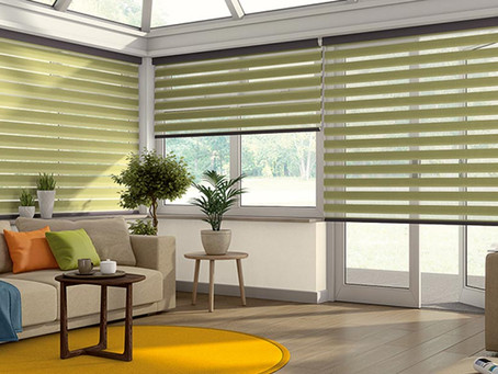 Day/Night Blinds a perfect solution