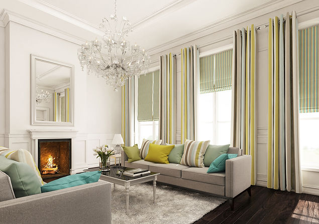 Harper Aqua_Kimbel Damson Curtain.jpg