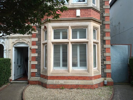 Shutters fitted in Llandaff Road Cardiff