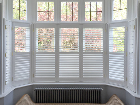 Plantation Shutters installed by summer
