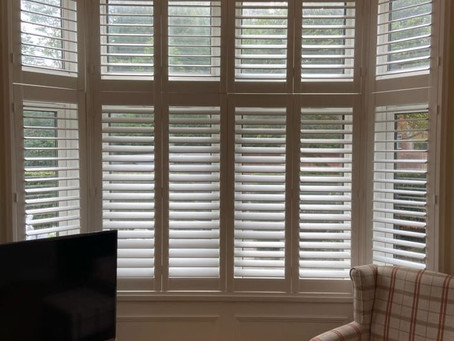 Bay Window Blinds Cardiff