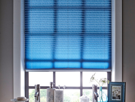 Pleated Blinds Work Well