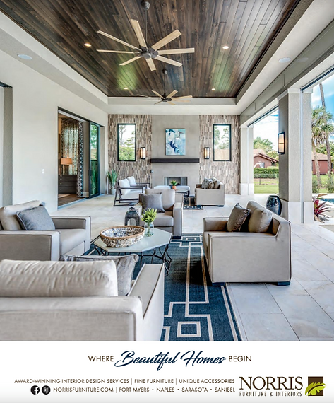 Gulfshore Life Best Of 2019 Norris Furniture Interiors Awarded