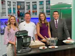FOX 4 - Angelina's Ristorante is featured on FOX 4 as part of Sizzle SWFL Restaurant Week