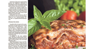 Naples Daily News - FYI FOOD Angelina's Ristorante