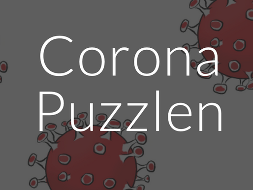 Ergebnisse des Corona-Puzzelns