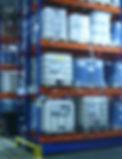 Gefahrstofflager VS Logistics Alfred Nobel Strasse