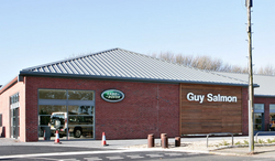 Guy Salmon, Knutsford