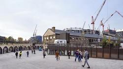 Granary Square Pavillion