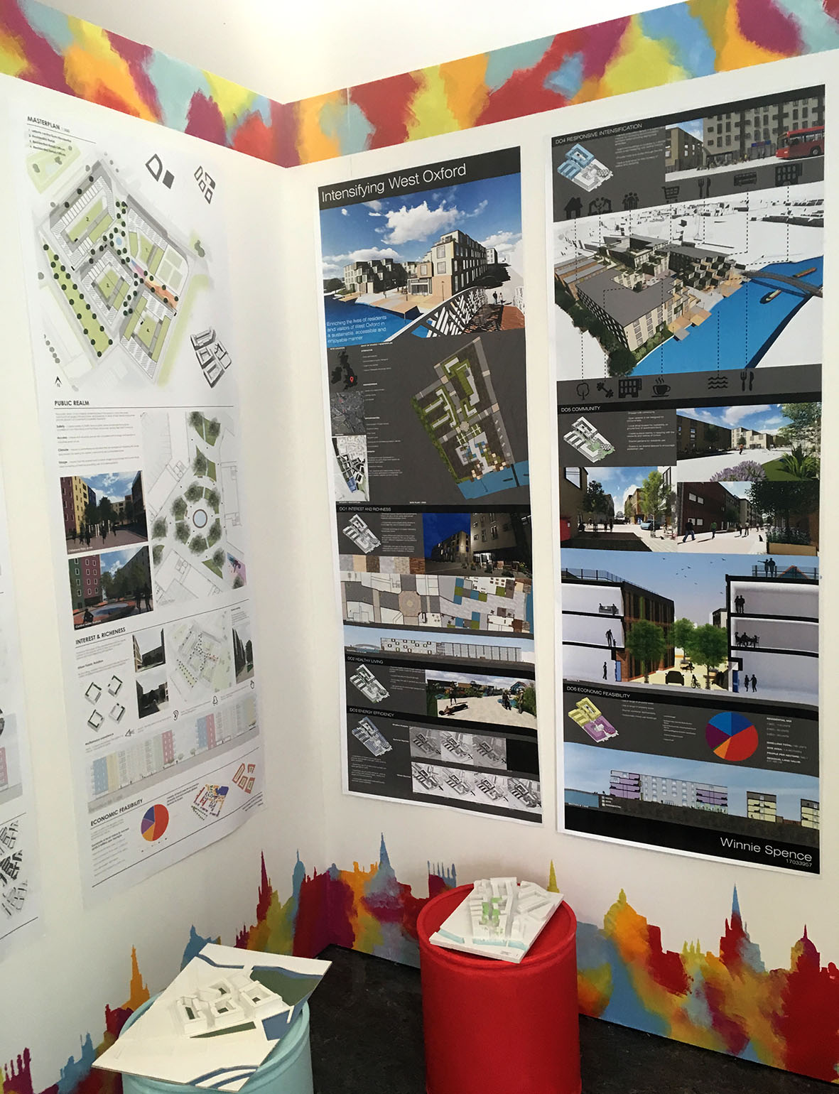 Urban Design End of Year Show