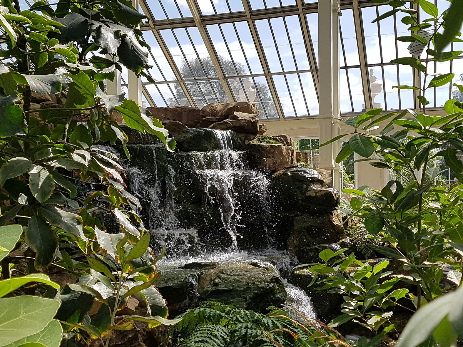 Kew Gardens Temperate House Opens