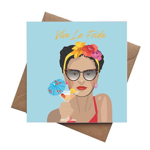 Frida Kahlo Poolside Cocktails