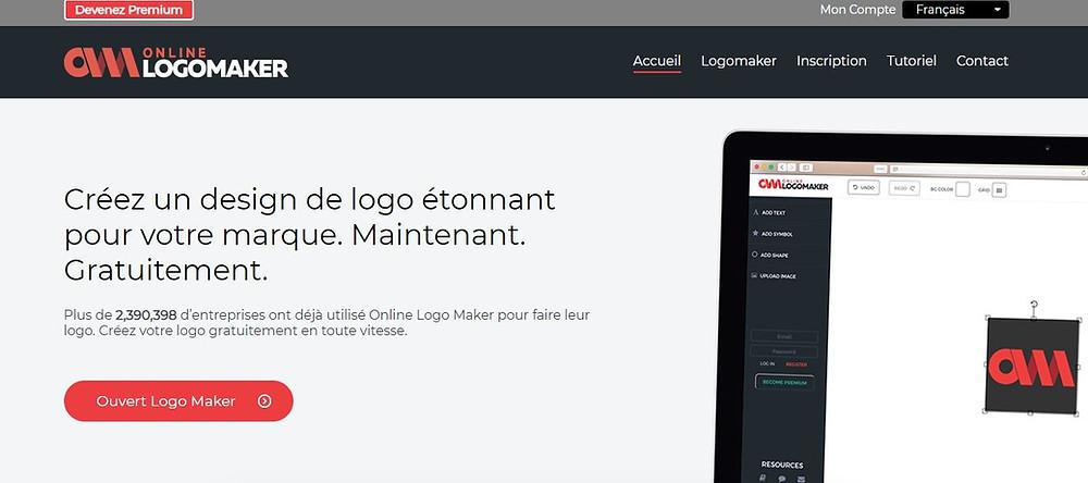 Faire un logo entreprise batiment avec onlinemaker