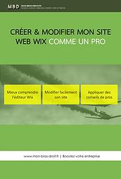 Tutoriel pdf : Modifier mon site wix