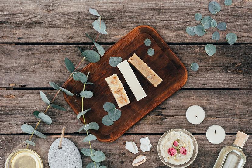 Homemade Natural Soap