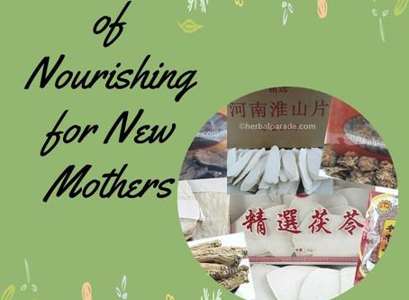 Postpartum Confinement Nourishment