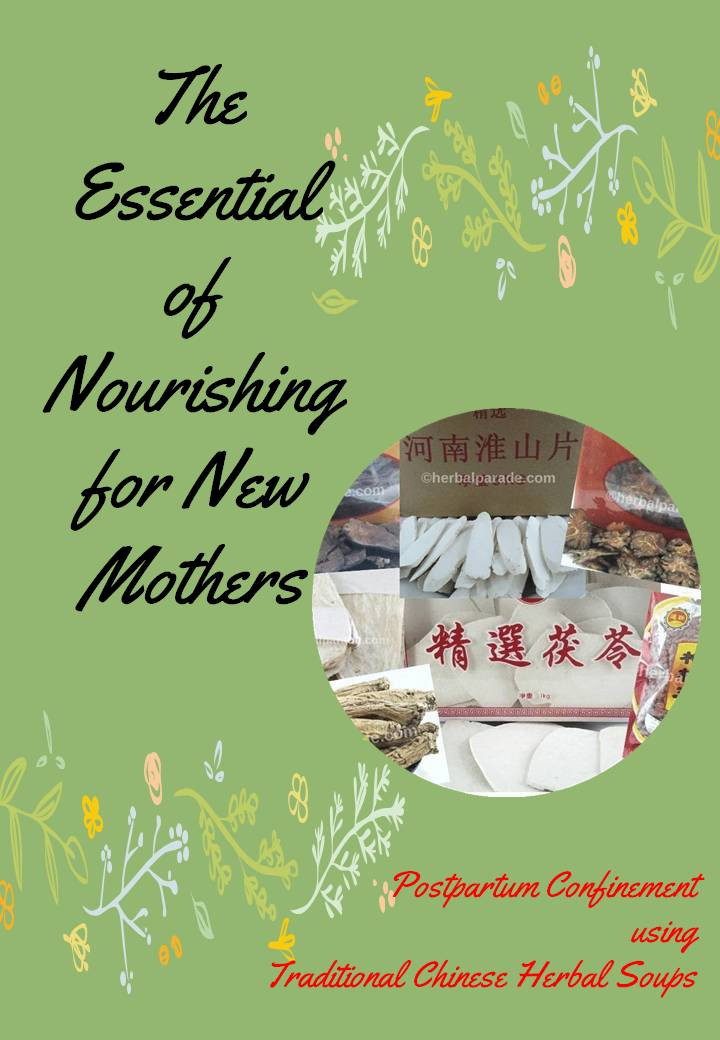 The Essential of Nourishing for New Mothers