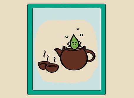 还在用别的方法抗血管衰老,您可以试试普洱茶!