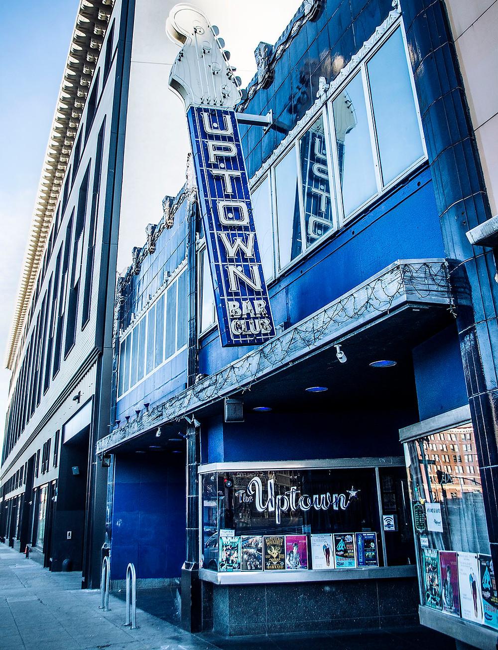 The Uptown Nightclub, Oakland