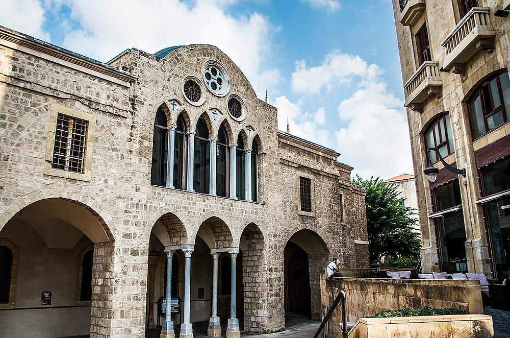 St George Greek Orthodox Cathedral, Beirut
