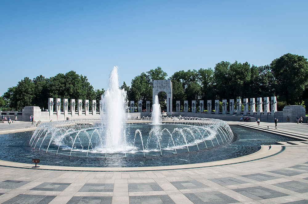 National World War II Monument, Washington DC