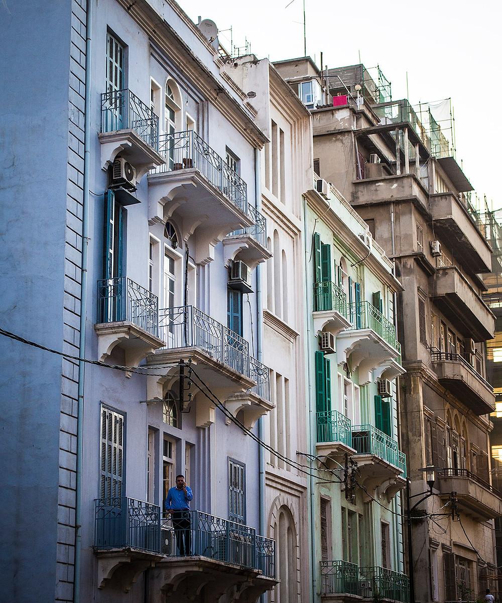 Gourad Street, Gemmayzeh, Beirut