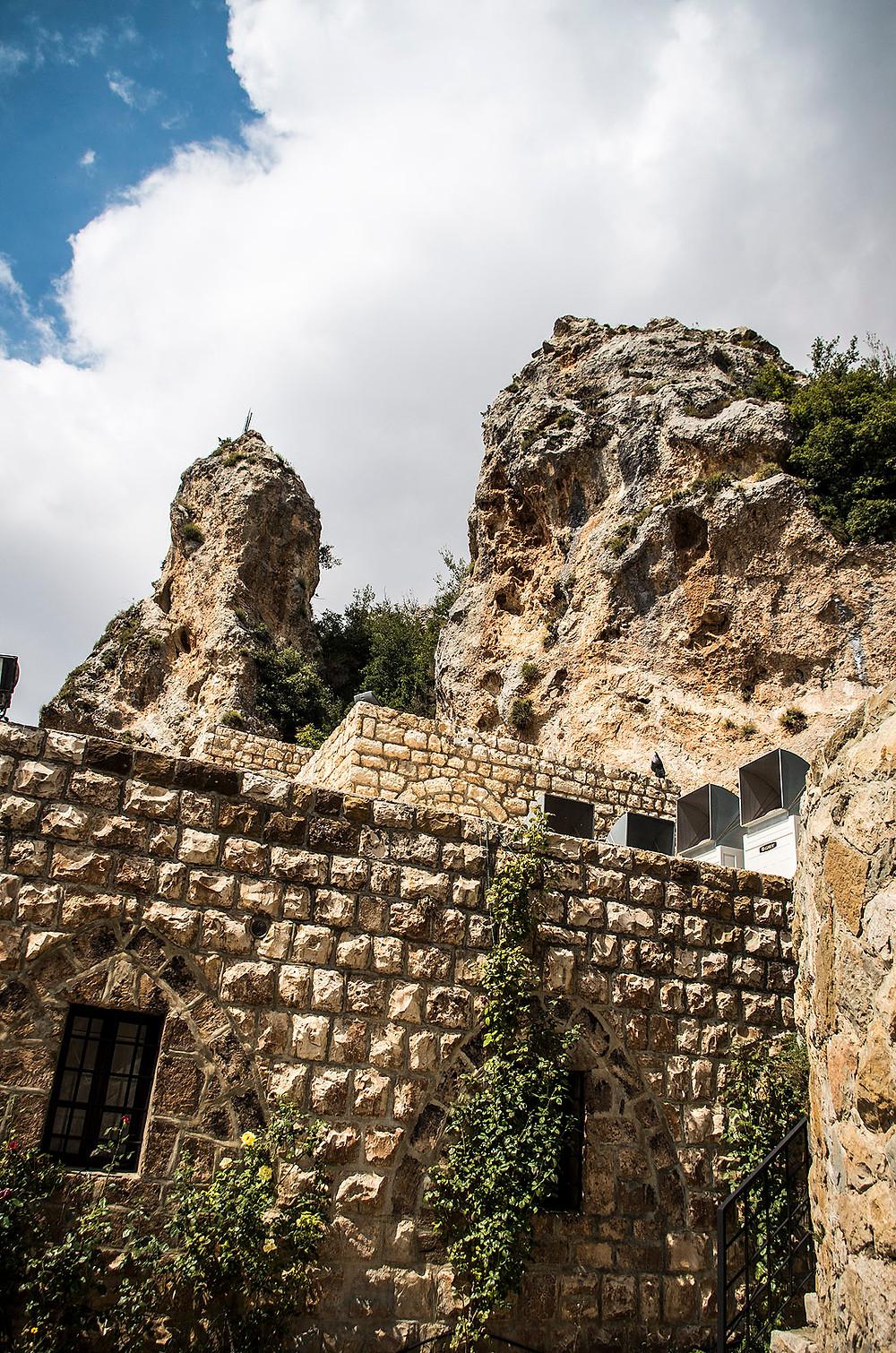 Khalil Gibran Museum, Bsharre, Lebanon