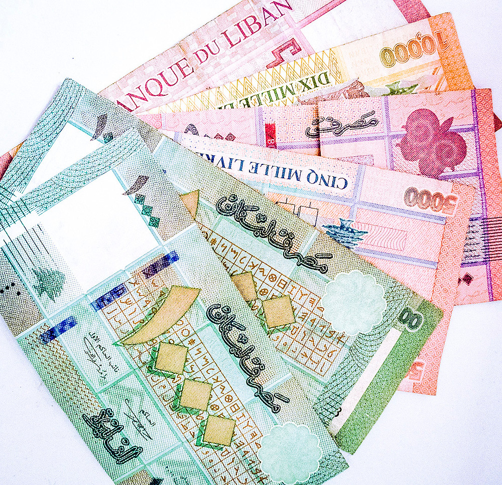 Lebanese Pounds/Lira