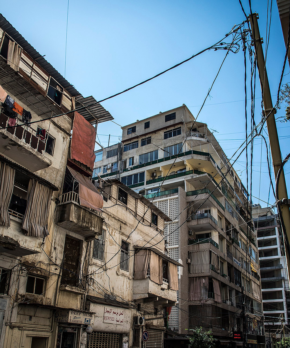 Hamra, Beirut streets