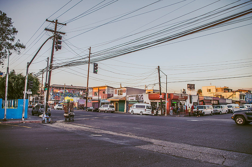 Tijuana streets