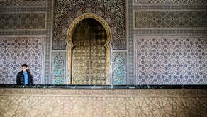 Morocco Day 2: Hassan Tower & Rabat Medina