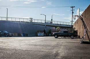 Jingletown Studio 880 parking lot