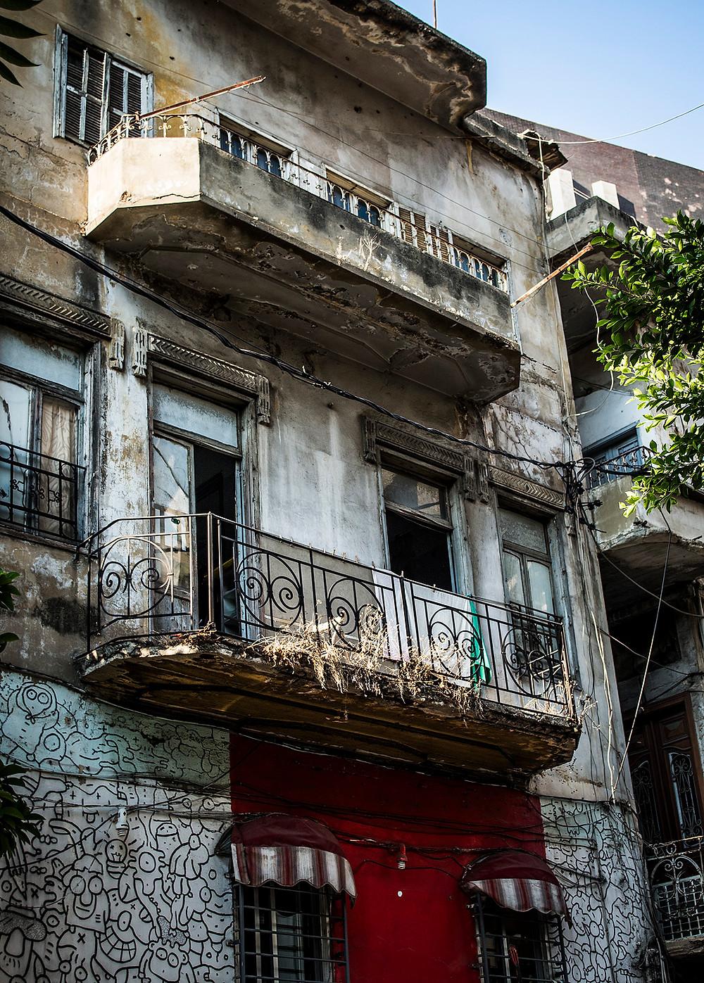 Gemmayzeh Beirut streets