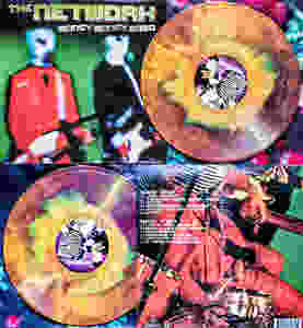 The Network Money Money 2020 rainbow splatter Adeline vinyl