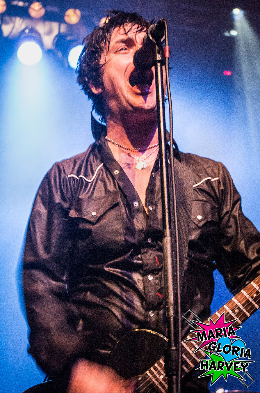 The Longshot (Billie Joe Armstrong) band live in Vancouver, Canada
