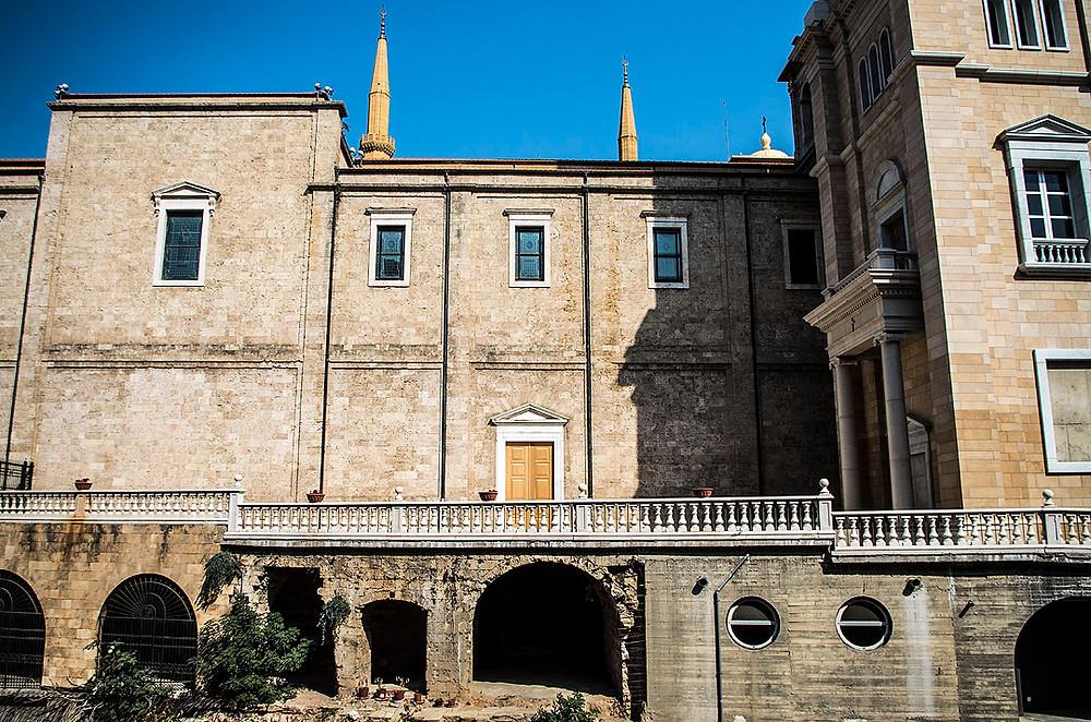 Roman Baths, Beirut, Lebanon